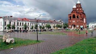 видео Города Золотого Кольца России