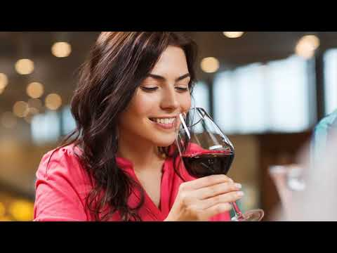 Reduce Your Stress With Red Wine - How-  Health Benefits Of Red Wine