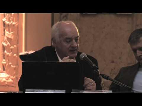 D. Zoppi & G. Parodi - Ord. Arch. Genova @ Il futuro dell'Architetto - Genova 17 Ottobre 2013