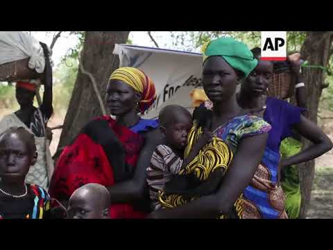 Millions face severe hunger in South Sudan without food aid