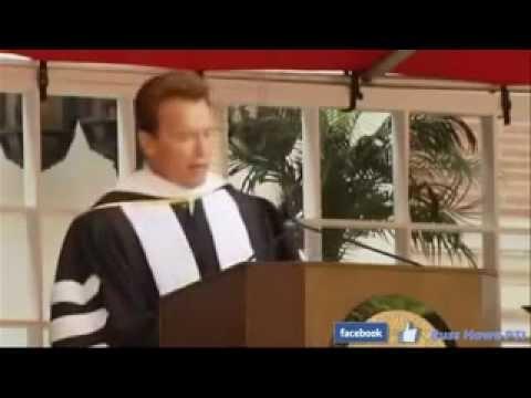 Arnold Schwarzenegger Life S 6 Rules Full Speech Youtube