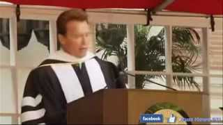 Arnold Schwarzenegger Life's 6 RuĮes FULL SPEECH