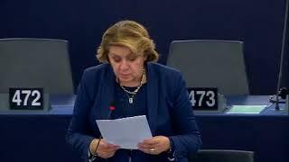 Intervento in aula di Caterina Chinnici sulla strategia esterna dell'UE contro i matrimoni precoci forzati