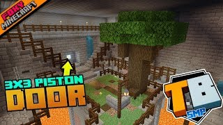 Town Hall FINISHED? | Truly Bedrock Season 1 [57] | Minecraft Bedrock Edition SMP