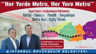 Kadıköy Pendik Metrosu
