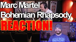 Marc Martel performs Queens - Bohemian Rhapsody (One Take) REACTION!