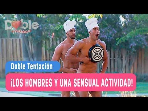 Doble Tentación - ¡Los hombres y una sensual actividad! / Capítulo 33