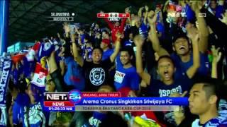 Arema Cronus Melaju Ke Babak Final Di Torabika Bhayangkara Cup 2016 - NET24