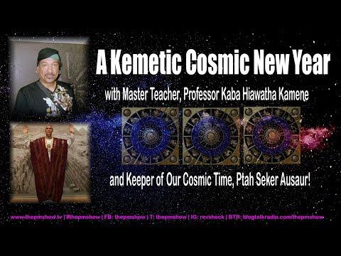 Prof. Kaba Hiawatha Kamene - Ptah Seker Ausar: A Kemetic Cosmic New Year | 2018