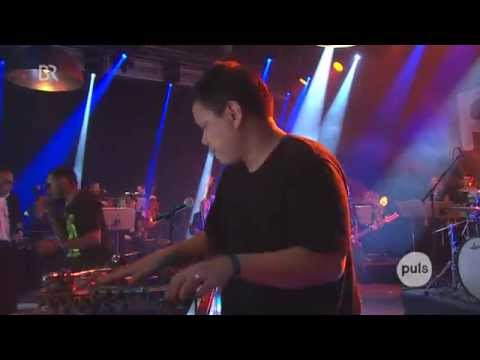 Deltron 3030 - Clint Eastwood feat. Münchner Rundfunkorchester (live @ PULS Festival 2014)