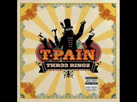 T-Pain - Thr33 Ringz - Change (feat. Akon, Diddy & Mary J. Blige)