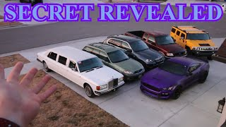Do I have the World's Most Random Car Collection?!