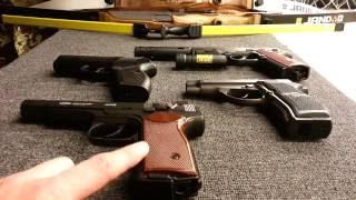 видео Выбор пневматического оружия