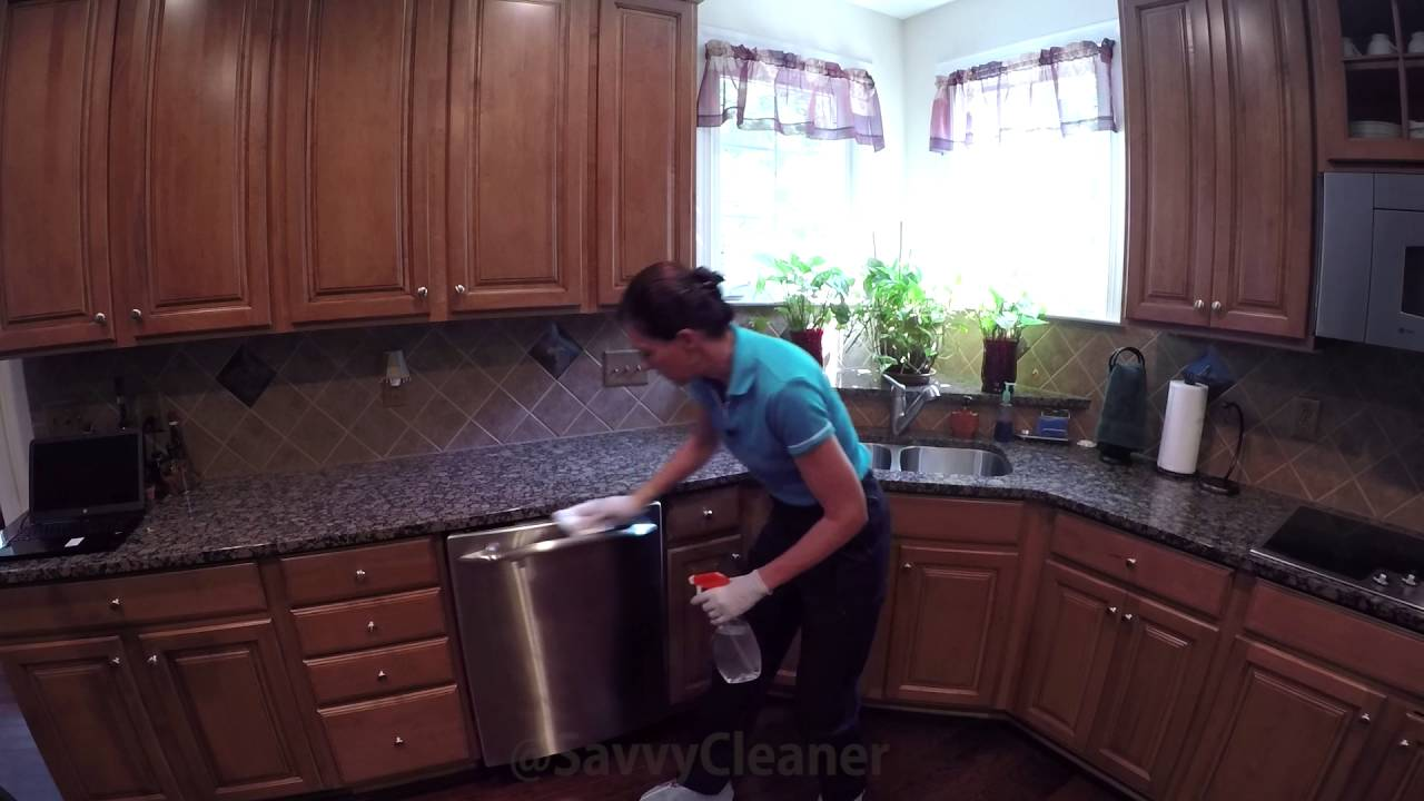 How To Clean The Inside Of A Stainless Steel Dishwasher How To Clean A Stainless Steel Dishwasher Angela Brown