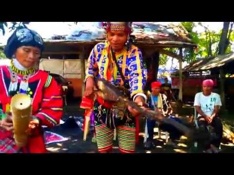Lumad music and dance : Manobo Datu Bogok (Haran, Davao City)