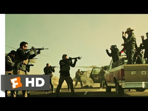 Sicario: Day Of The Soldado (2018) - Kill 'Em All Scene (9/10) | Movieclips
