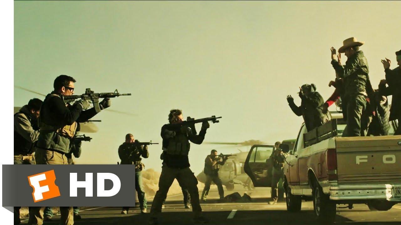 Download Sicario: Day of the Soldado (2018) - Kill 'Em All Scene (9/10) | Movieclips