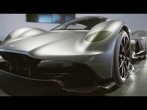 FIRST LOOK: 2018 Aston Martin AM-RB 001 Hypercar