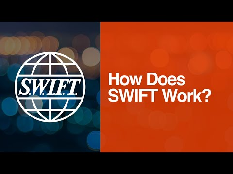 [20] How Does SWIFT Work?