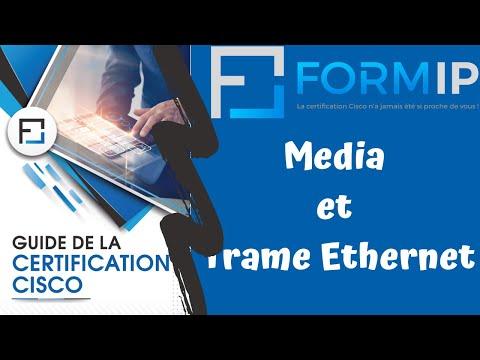 Media Et Trame Ethernet