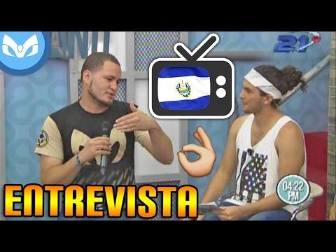 LA MEJOR ENTREVISTA A MARCIANOTECH EN TV EL SALVADOR