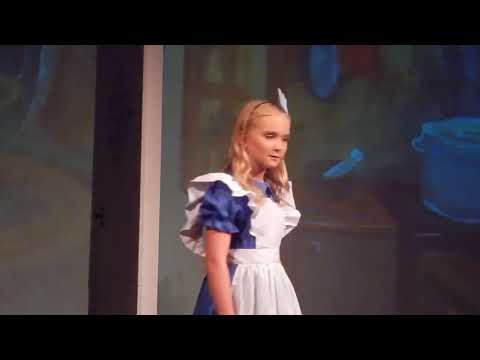 SCBC Alice in Wonderland 2017 6 : White Rabbits