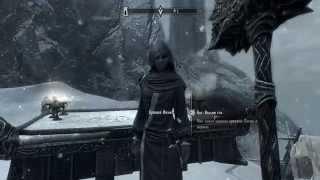 Skyrim (Покоритель Обливиона) #09 - Черная звезда