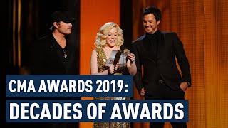 Historic Award Winners Announced
