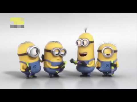 Minions Mini Movie 2017   Despicable Me 2   Funny Commercial Clips
