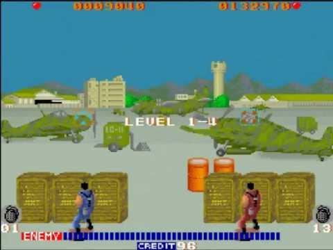 Ktroopas Presenta el 2x1 (Arcade y Nes) Guerras