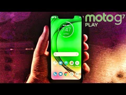 Moto G7 Play | Φθηνό και Ικανοποιητικό | Review [Greek]