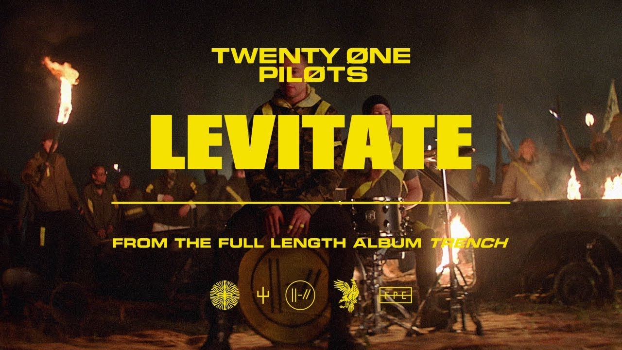 ***** Twenty One Pilots: Levitate [official Video] *****