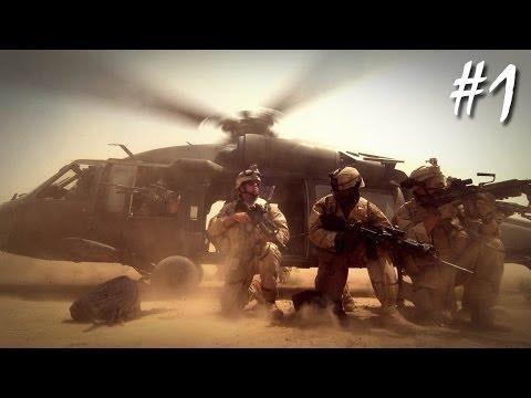 Rescate al sargento Bowe Bergdahl #1 | Men of War Assault Squad | Español HD