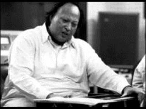 Sahnoon Bhool Gayi Khudai Chana Saari   Nusrat Fateh Ali Khan   RASHID GORSI