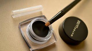 Maybelline Lasting Drama Gel Eye Liner Review