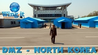Maoist Chinese Disrupt Visit To The DMZ From The North Korean Side