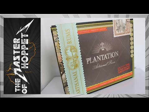 Plantation Barbados Rum Cigar Tasting Box | TMOH - Alco Review #26
