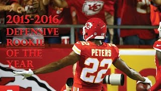 "Marcus Peters Rookie of the Year Highlights ᴴᴰ || ""Kansas City Thief"""