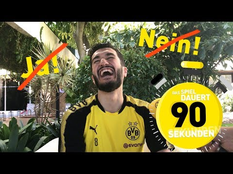 '90 seconds' | ⏳ | Nuri Sahin