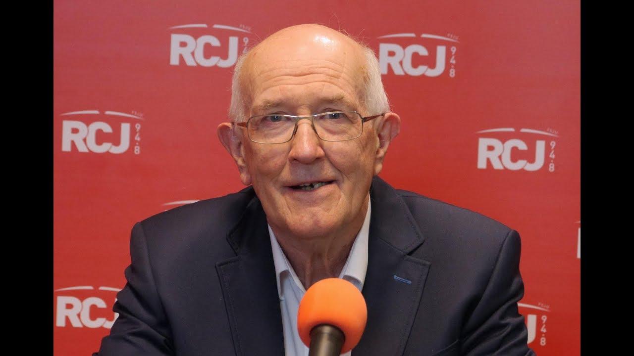 Les rencontres de Perrine Simon Nahum, invité Marcel Gauchet sur RCJ