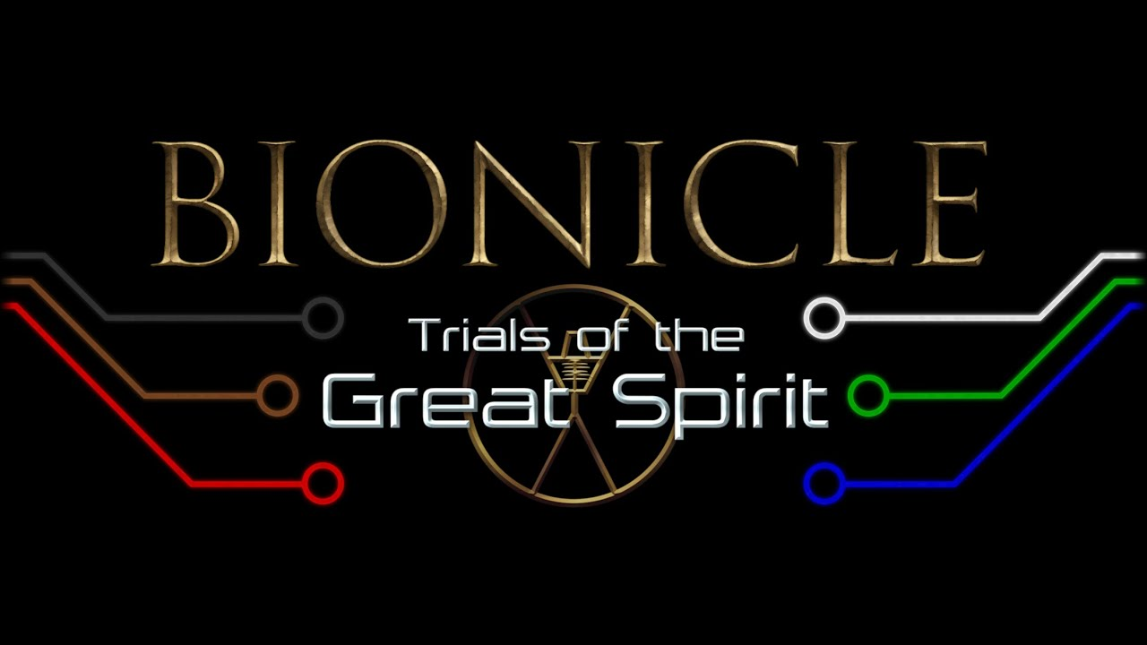 Bionicle: Trials of the Great Spirit =Release Trailer=
