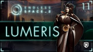 END GAME BUGS | Lumeris #11 - Endless Space 2 Early Access Gameplay