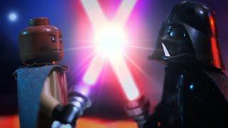 WINDU RETURNS: A Lego Star Wars Story