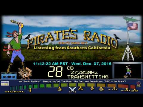 225 GA, Pirate Radio 9 busted.