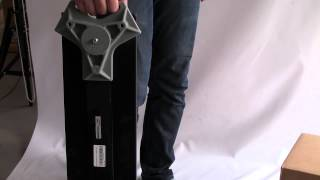 [Review]Manfrotto 114Mv Cine Video Dolly Wspiked Feet W/Spiked Feet. Weight