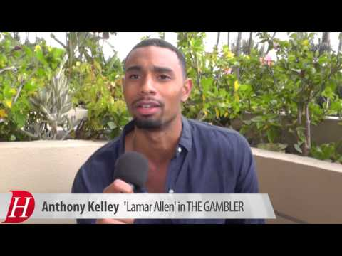 Anthony Kelley Talks THE GAMBLER and Latino Heritage
