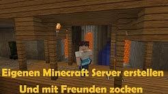 Minecraft online mit Freunden spielen (German HD+)