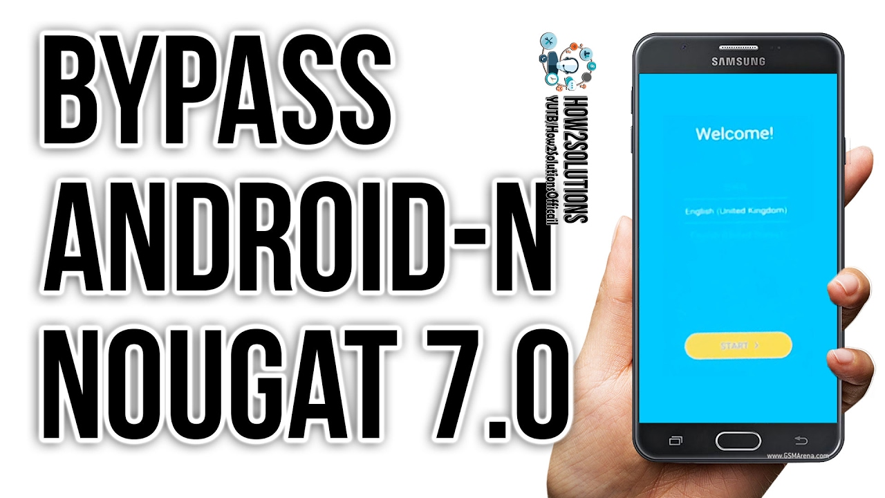 2017 Nougat How To Bypass Google Verify Galaxy S6 S7 Edge Android N 7 0 Blog Youtube