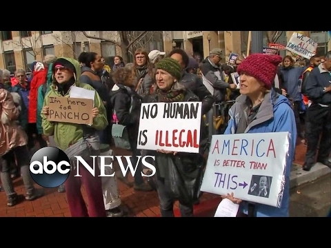 Trump administration's new illegal immigrants guidelines issued