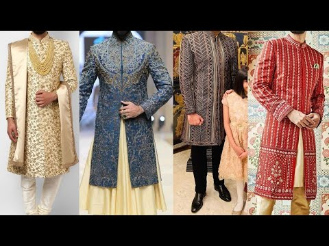 Charming And Stylish Sherwani Design For Wedding | Party wear Sherwani For Men |Sherwani Design 2020